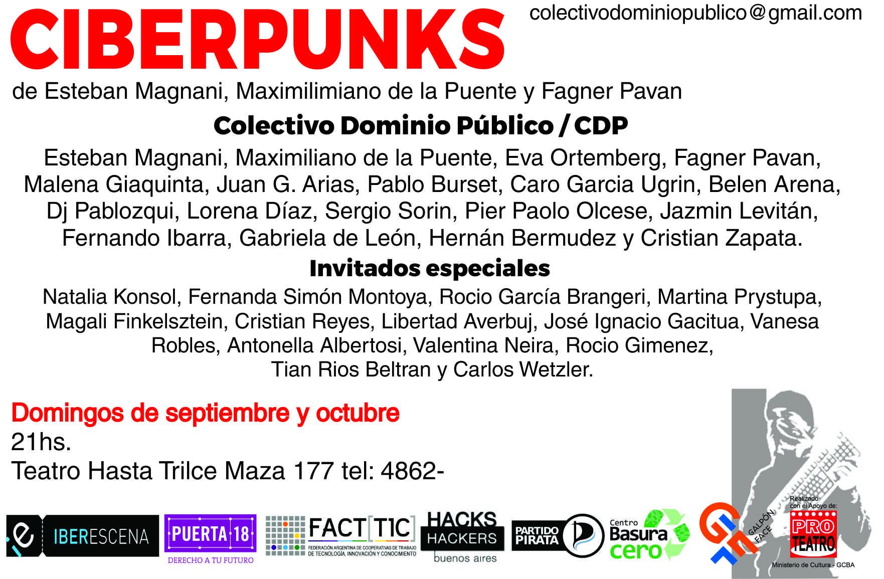 Ciberpunks-dorso